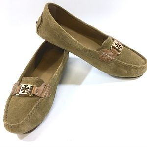 TORY BURCH 'Kendrick' Driving Moccasin Loafer 8.5M